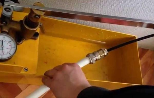 Heating cable: self-regulating water pipe, heating pipes and instructions heating, heating inside