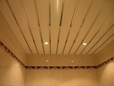 Roof ceiling - inexpensive and practical solution for any room