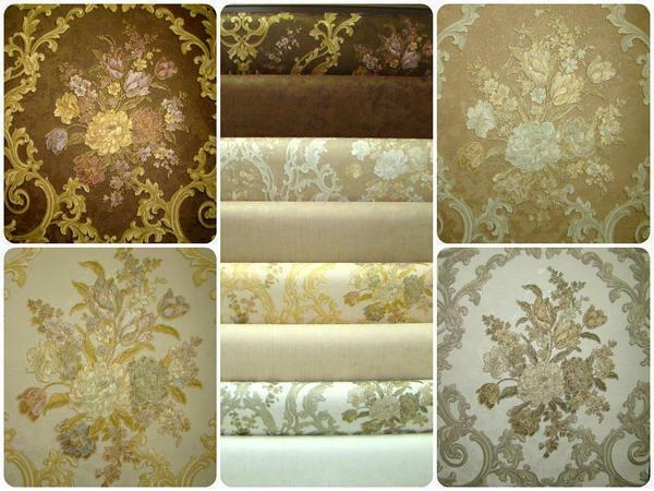 Italian wallpaper - the standard of quality