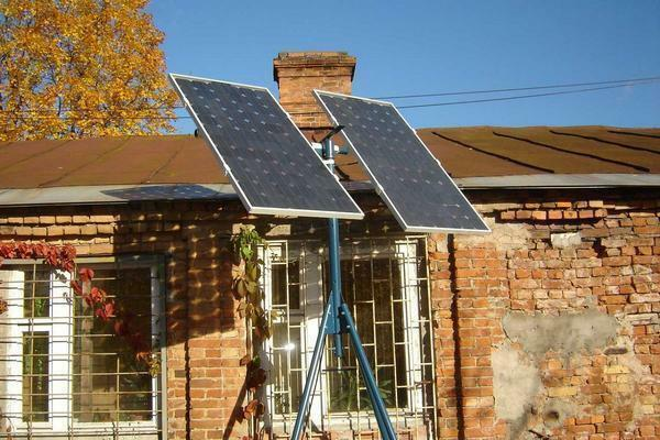 Among the shortcomings of solar panels is their great price