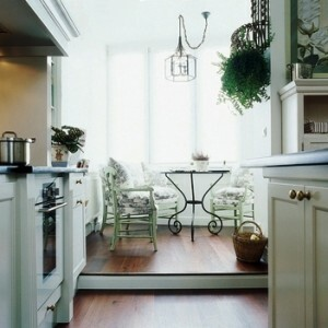 Repair options in the home kitchen: fully living room with kitchen facilities