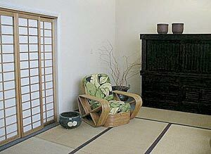 room design in oriental style
