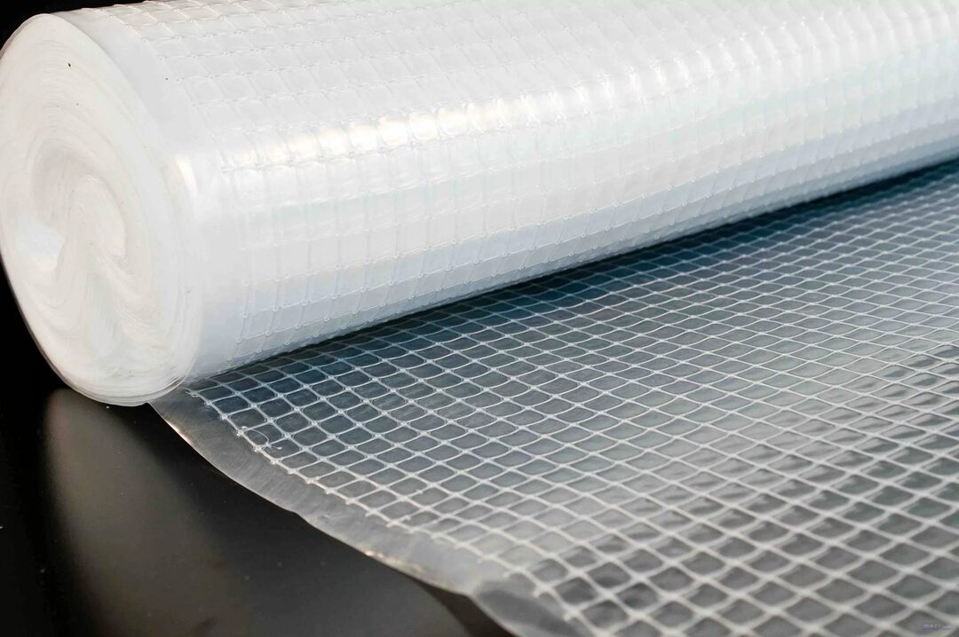 Plastic film - the cheapest roofing waterproofing material