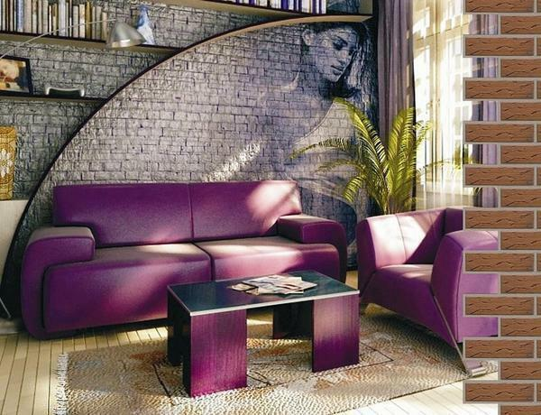 In the design of the youth lounge, more and more unusual colors and solutions are being applied
