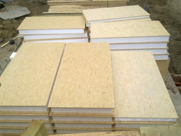 SIP panels: characteristics, production of building material, what it is, video and photos