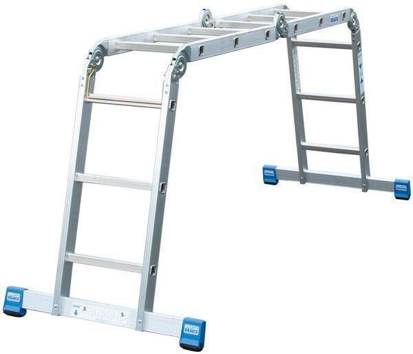Sufficiently strong, high-quality and in-demand are the Krause ladders today