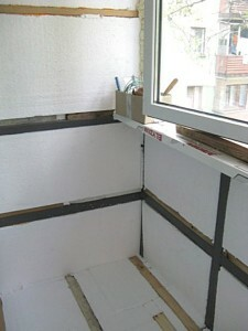 Repair of balcony designs
