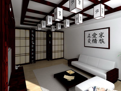 room design Chinese style