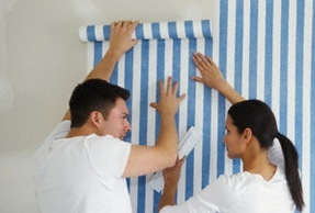 technology pasting wall wallpaper