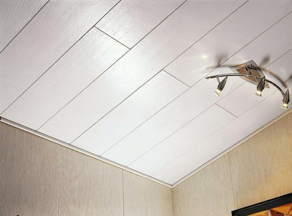 When choosing a block ceiling take into account its high performance: low weight and moisture resistance