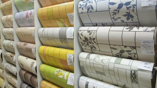 Wallpapers of Russian production are distinguished by high quality and affordability of prices