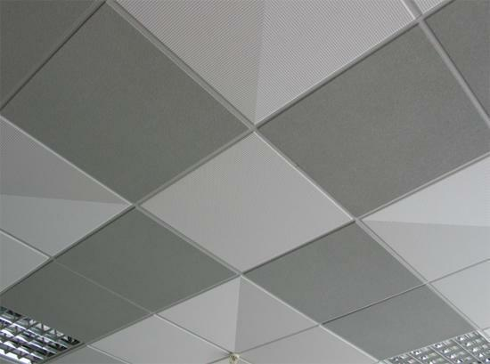 The ceilings of Armstrong nowadays have become very popular due to the low cost and durability