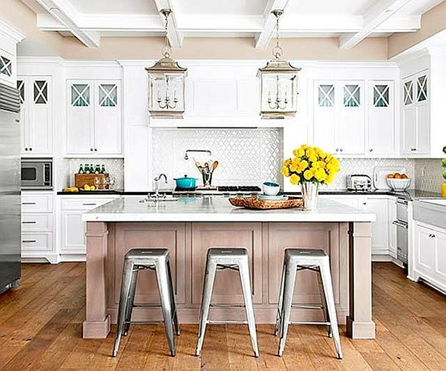 complete kitchen interiors