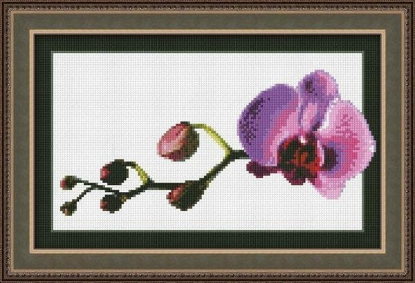 Cross stitch patterns for small flowers: small flowers for free, small simple pictures