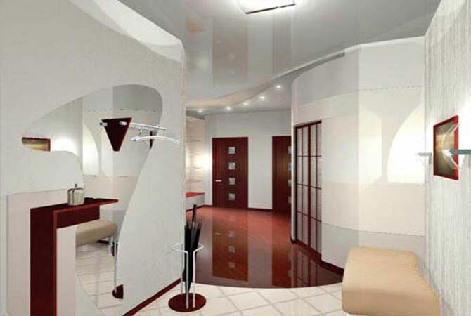 Design bedroom apartments Khrushchev