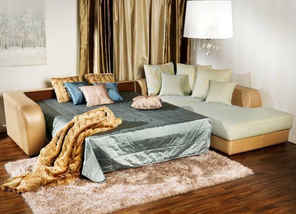 Bedroom sofa must be chosen considering its quality, functionality and appearance