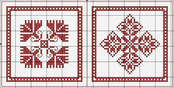Biscorna cross stitch patterns: download free new, new year roses