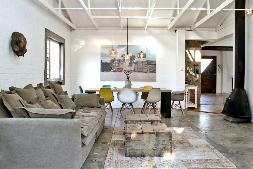 Grinding concrete floor: the secrets of high-quality work