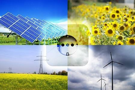 To date, there are many alternative energy sources that are used both in the home and in industries