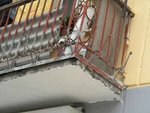 Repair Video balcony