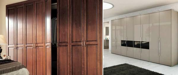 Choosing a wardrobe for a bedroom, be sure to pay attention to its quality and basic characteristics