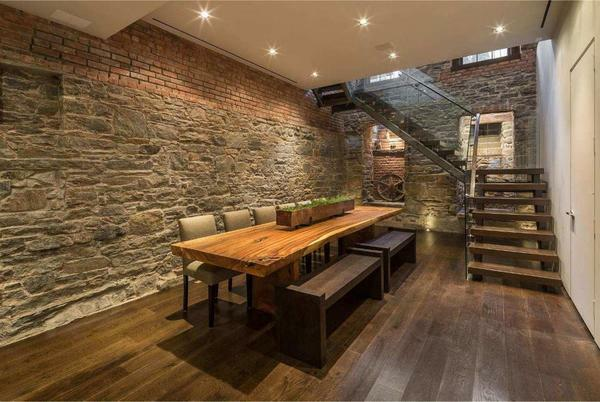 Stairway in the basement: from the house with your own hands, drawings of metal, photo concrete in the garage, how to make indoors, making and calculating