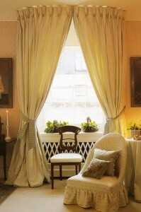curtains in the living room design
