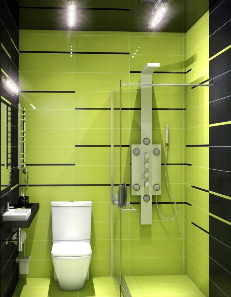 The distance from the toilet to the wall can be a significant factor for the organization of comfort