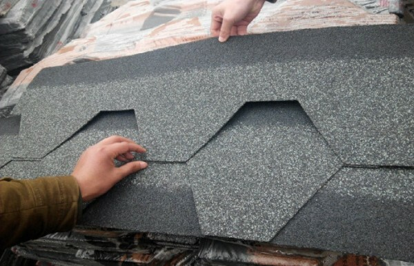 Easy to install flexible roof - an important advantage over other types of coatings