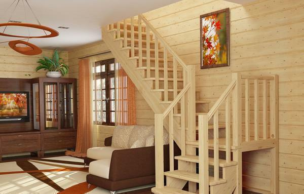 All the components of the stairs can be bought in any specialized store