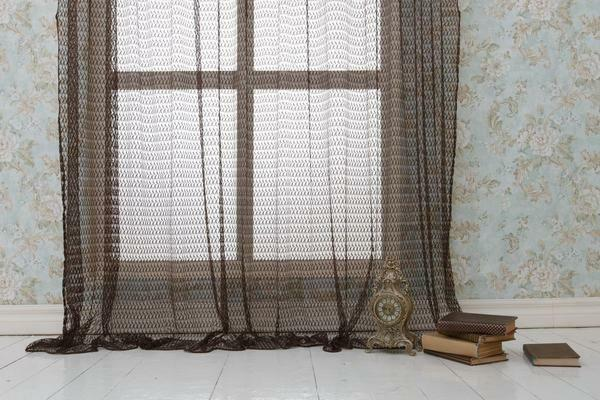 Tulle grid can be used in any of the rooms
