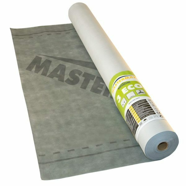 "Diffuse membrane - ""breathable waterproofing for pitched roofs"