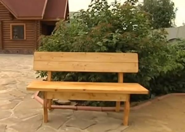 Do yourself a bench is much easier than you think