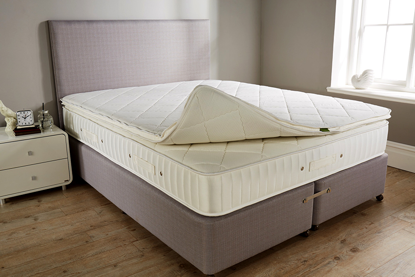 How to choose a mattress for a double bed for comfortable sleep