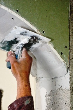 drywall finishing putty