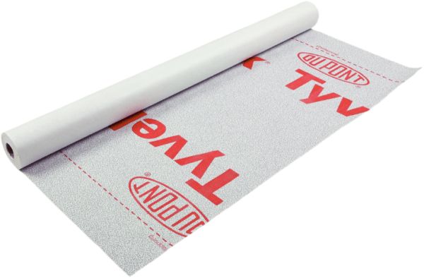 Tyvek - sturdy and durable membrane from the American manufacturer
