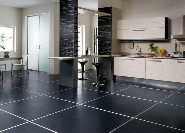 Selecting a floor tile, you should consider not only its appearance, but also the quality
