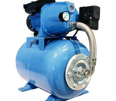 The pump station can differ in power and design