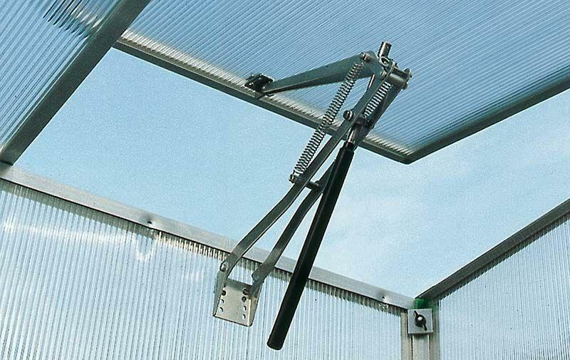 The automatic device for ventilation of greenhouses should be chosen very carefully
