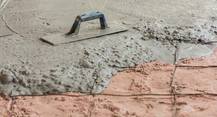 Floor screed with expanded clay: the secrets of creating a warm base