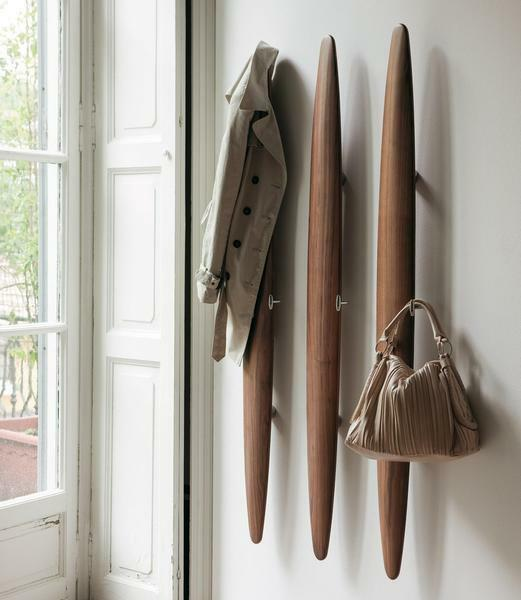You can make an original hanger for the hallway with your own hands, the main thing is to think in advance of its design and prepare materials for work