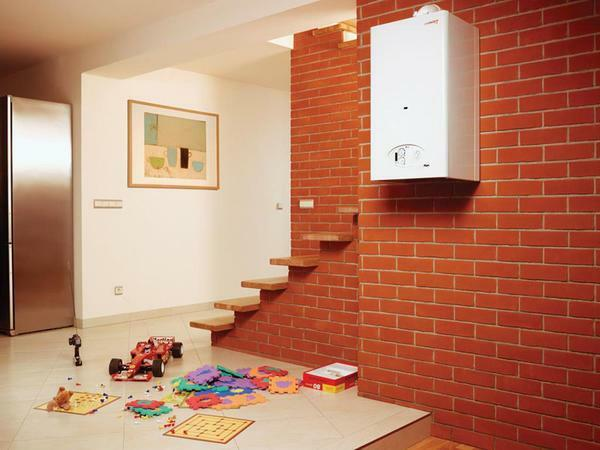 Autonomous heating: in an apartment, in an apartment building, gas and electric system, how to make a scheme