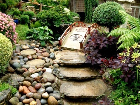 Miniature Japanese garden - the perfect solution for even the smallest areas