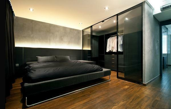 Wardrobe in the bedroom: a room, a design and a photo, a cabinet made of plasterboard, built-in options for a small living room