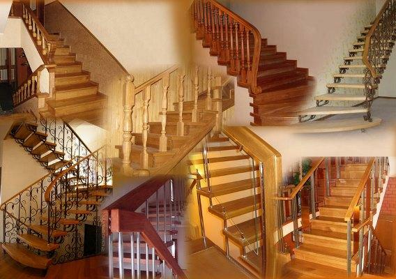 You can make a wooden staircase with your own hands, if you approach this process competently