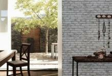 White-wallpaper-under-brick