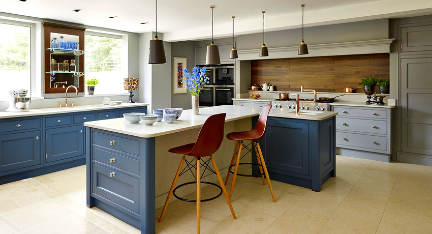 Lighting in the kitchen: the main aspect of the harmonious design