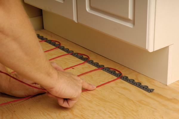 Electric floor heating is considered no more inexpensive to operate, because it is like a branch of the heating system at home