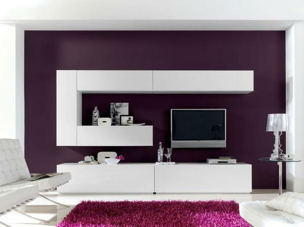 By purchasing a furniture module for the living room, you will discover the world of interior design