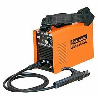 Compact welding machine - an indispensable thing in any private home.